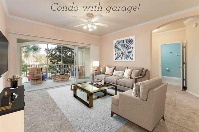 245 Old Village Center Circle #7201+Garage #7201, St Augustine, FL 32084 (MLS #191706) :: Bridge City Real Estate Co.