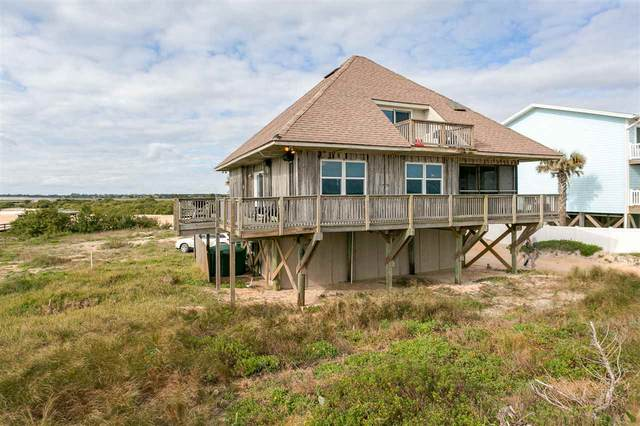 9345 Old A1a, St Augustine, FL 32080 (MLS #199672) :: Olde Florida Realty Group