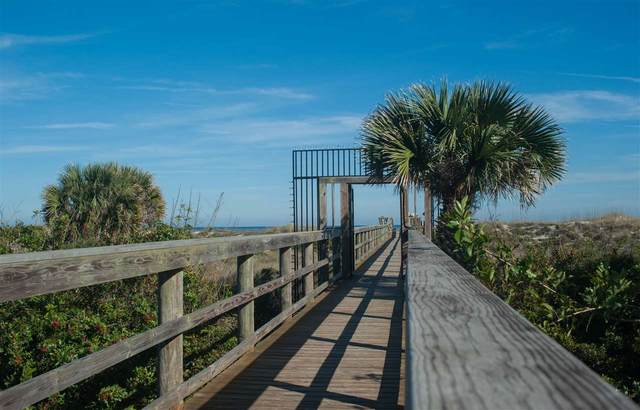 4250 A1a S Unit  E 35, St Augustine, FL 32080 (MLS #210295) :: CrossView Realty