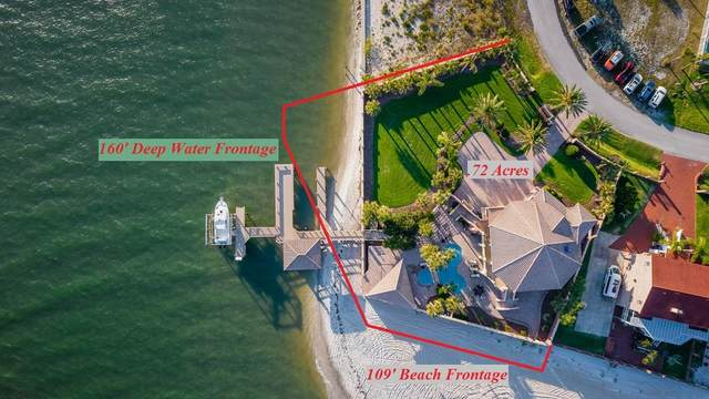 409 Porpoise Point Dr, St Augustine, FL 32084 (MLS #210327) :: Bridge City Real Estate Co.