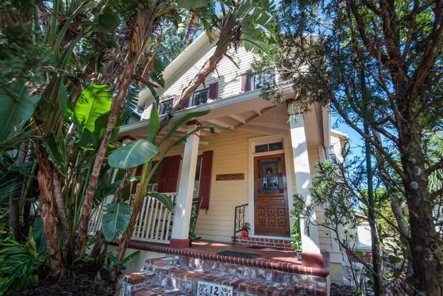 12 Sevilla Street, St Augustine, FL 32084 (MLS #215891) :: Olde Florida Realty Group