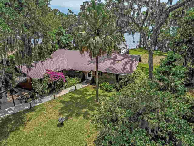 8333 Colee Cove Rd, St Augustine, FL 32092 (MLS #175163) :: St. Augustine Realty