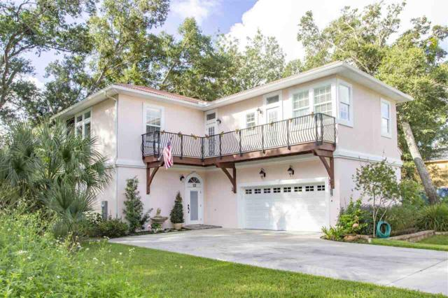15 Poinciana Cove Rd, St Augustine, FL 32084 (MLS #181767) :: Florida Homes Realty & Mortgage
