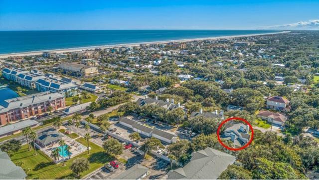 200 16th St. # 206B + Garage #5, St Augustine Beach, FL 32080 (MLS #184457) :: Tyree Tobler | RE/MAX Leading Edge