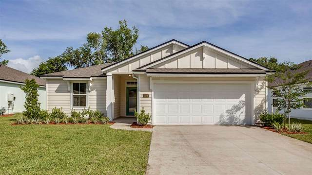 189 Chasewood Drive, St Augustine, FL 32095 (MLS #191571) :: Bridge City Real Estate Co.