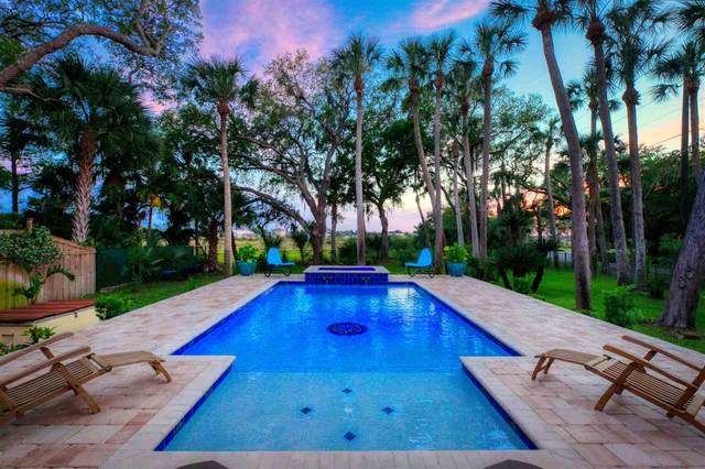 1 Park Terrace Dr, St Augustine, FL 32080 (MLS #213508) :: CrossView Realty