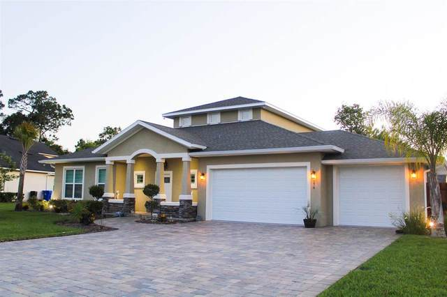 274 Deerfield Glen Dr, St Augustine, FL 32086 (MLS #213660) :: The Newcomer Group