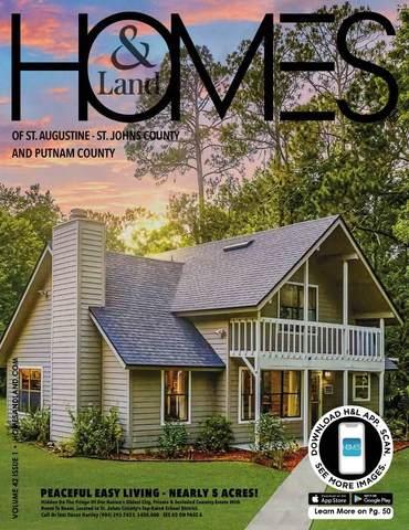 2561 Ch Arnold Rd, St Augustine, FL 32092 (MLS #191789) :: Memory Hopkins Real Estate