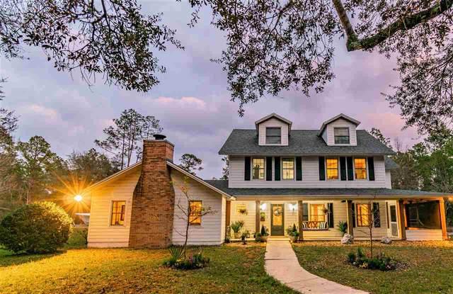 2700 Ch Arnold Rd- Lot 16 E, St Augustine, FL 32092 (MLS #210314) :: Bridge City Real Estate Co.