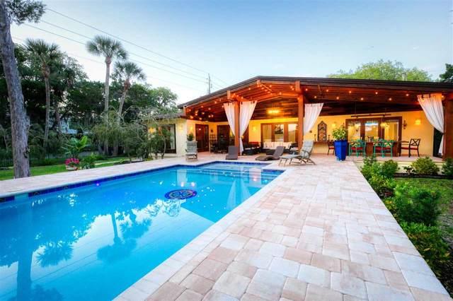 1 Park Terrace Dr, St Augustine, FL 32080 (MLS #213508) :: 97Park