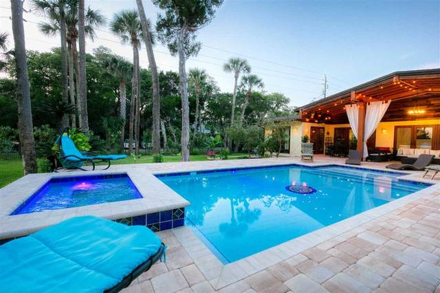 1 Park Terrace Dr, St Augustine, FL 32080 (MLS #213508) :: The Newcomer Group