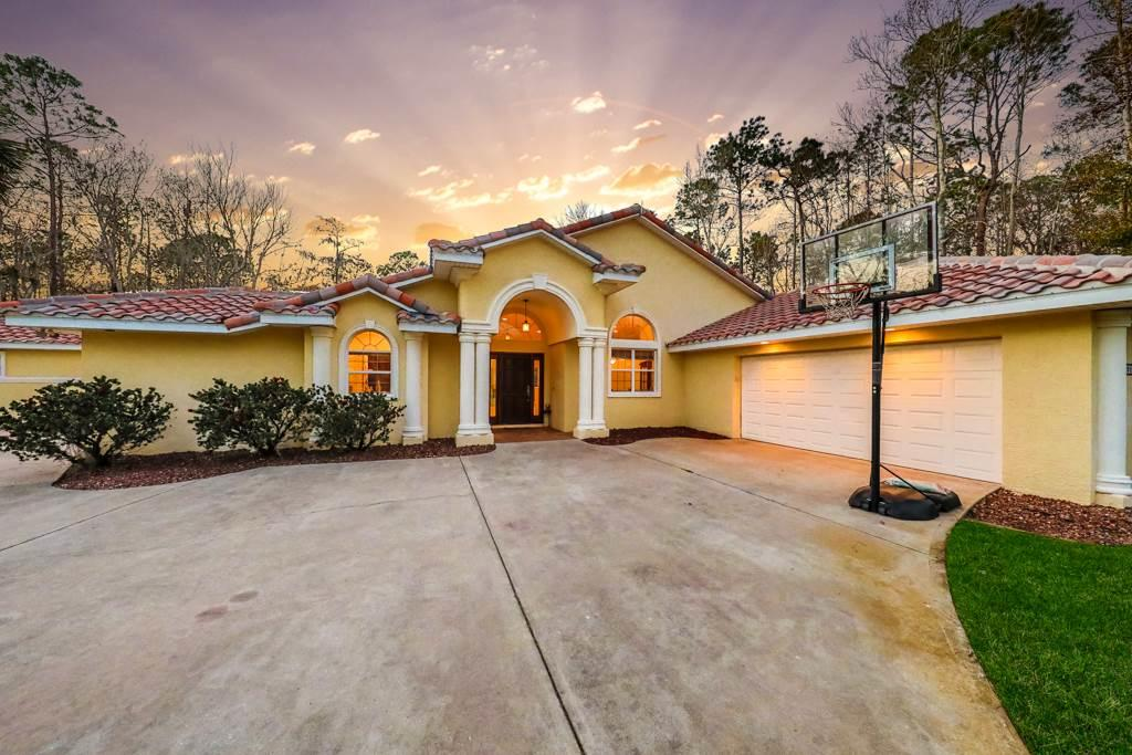 90 Eric Drive, Palm Coast, FL 32164 (MLS #168258) :: St. Augustine Realty