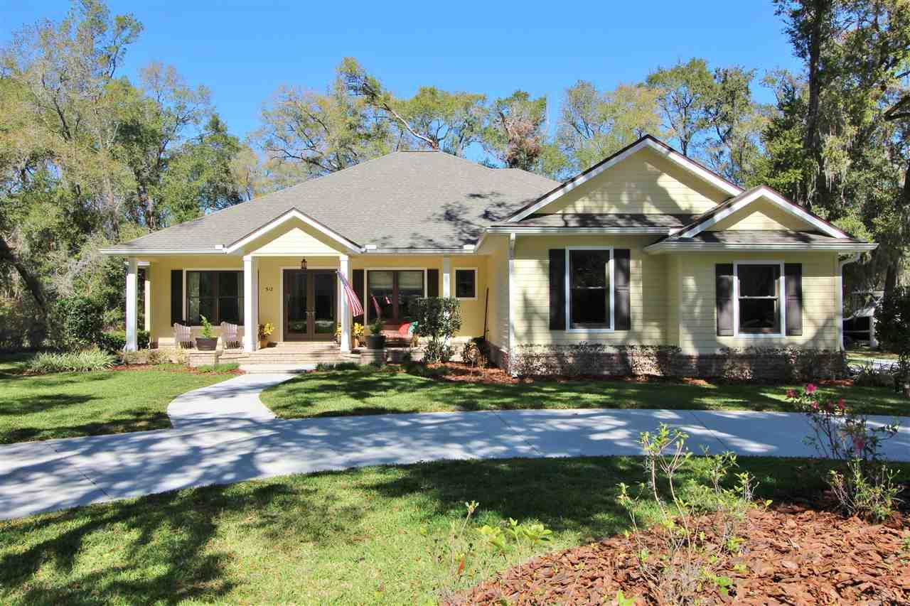 512 Old Governors Way, St Augustine, FL 32086 (MLS #168517) :: St. Augustine Realty