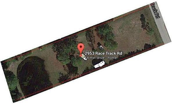 2953 Race Track, St Augustine, FL 32084 (MLS #169557) :: Florida Homes Realty & Mortgage