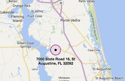 7050 State Road 16, St Augustine, FL 32092 (MLS #171394) :: Florida Homes Realty & Mortgage