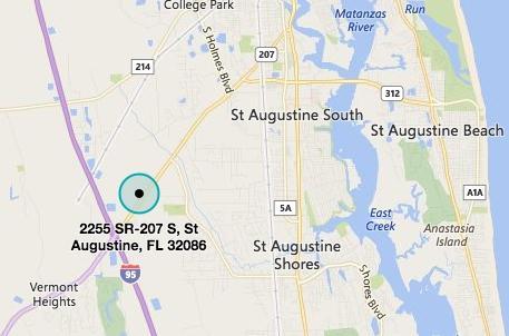 2255 Sr 207, St Augustine, FL 32084 (MLS #171407) :: Memory Hopkins Real Estate