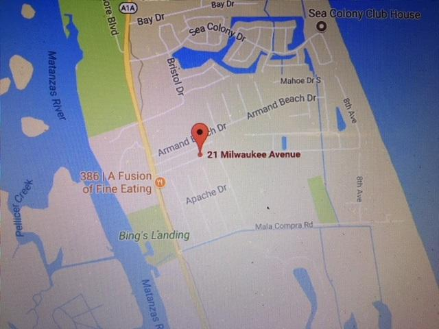 21 Milwaukee Ave, Palm Coast, FL 32164 (MLS #174539) :: St. Augustine Realty