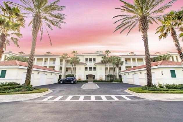 415 N Ocean Grande Dr #302, Ponte Vedra Beach, FL 32082 (MLS #176712) :: Memory Hopkins Real Estate