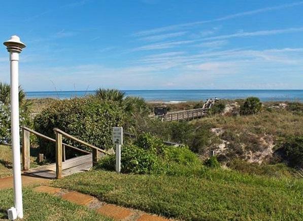 6300 A1a South #B-1 2TH, St Augustine, FL 32080 (MLS #177560) :: Pepine Realty
