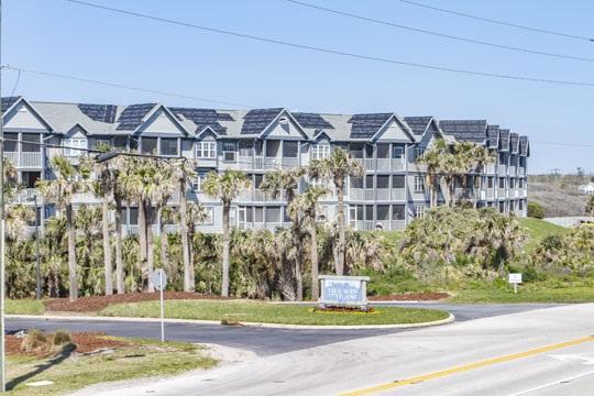 110 Ocean Hollow Lane #204, St Augustine, FL 32084 (MLS #177769) :: Memory Hopkins Real Estate