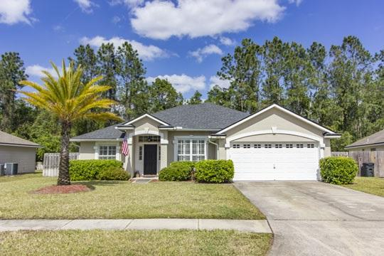 1516 Timber Trace, St Augustine, FL 32092 (MLS #177915) :: St. Augustine Realty