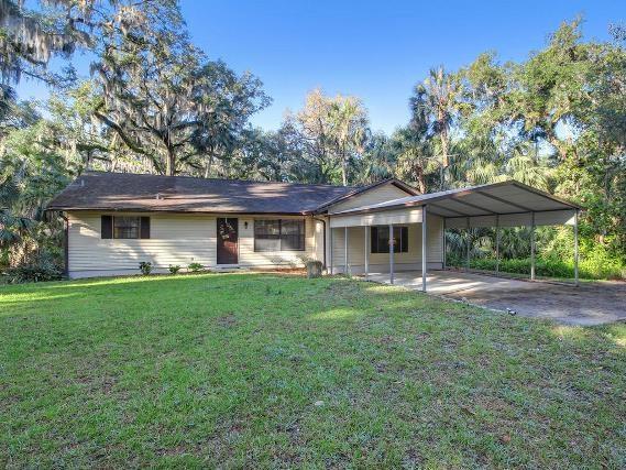 159 Ramona Road, Crescent City, FL 32112 (MLS #178539) :: 97Park