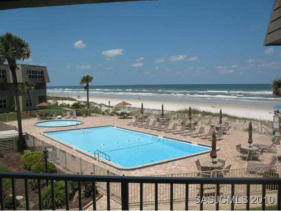 7900 A1a South (Coquina B-201) B-201, St Augustine, FL 32080 (MLS #180133) :: Memory Hopkins Real Estate