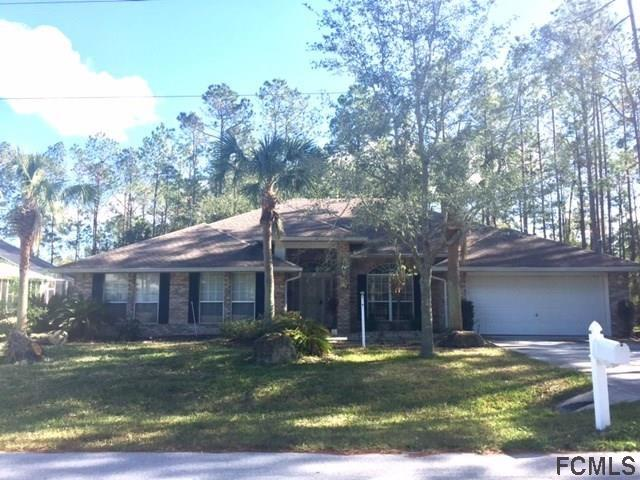 33 Edgewater Dr, Palm Coast, FL 32164 (MLS #180459) :: 97Park