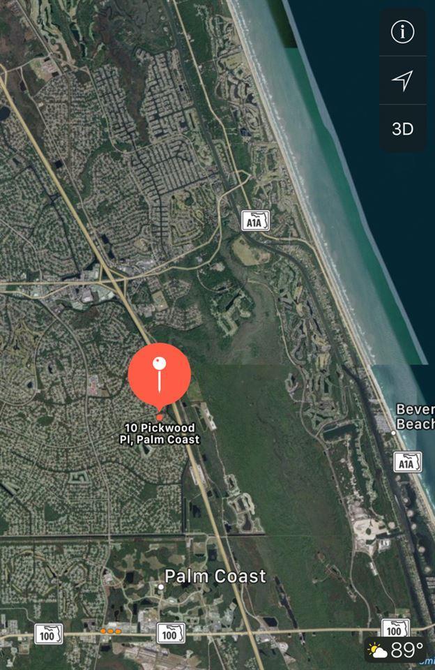 10 Pickwood Place, Palm Coast, FL 32164 (MLS #182286) :: Pepine Realty