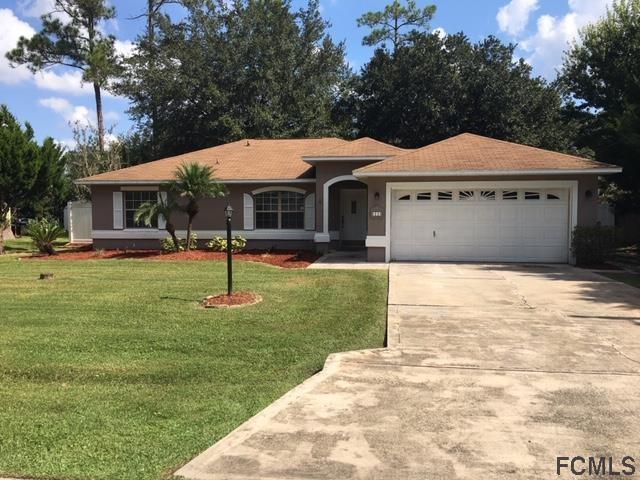 11 Ryapple Lane, Palm Coast, FL 32164 (MLS #182301) :: St. Augustine Realty