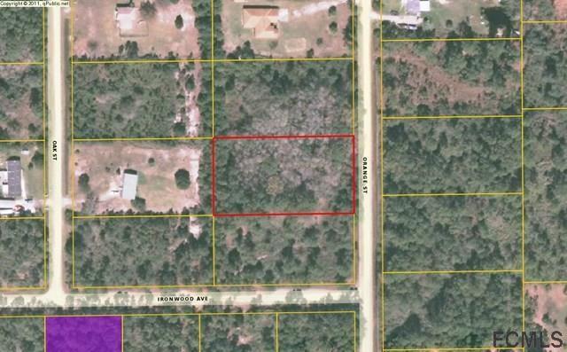 2128 Orange St, Palm Coast, FL 32137 (MLS #183459) :: Memory Hopkins Real Estate