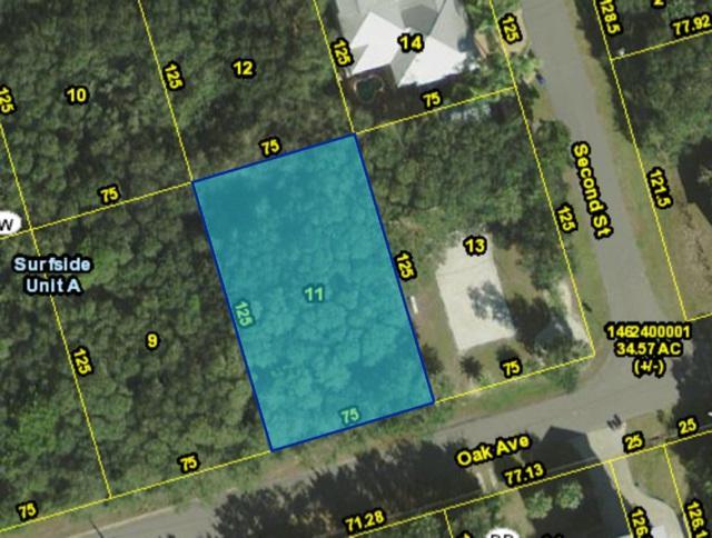 00 Oak Avenue, St Augustine, FL 32084 (MLS #183552) :: Florida Homes Realty & Mortgage
