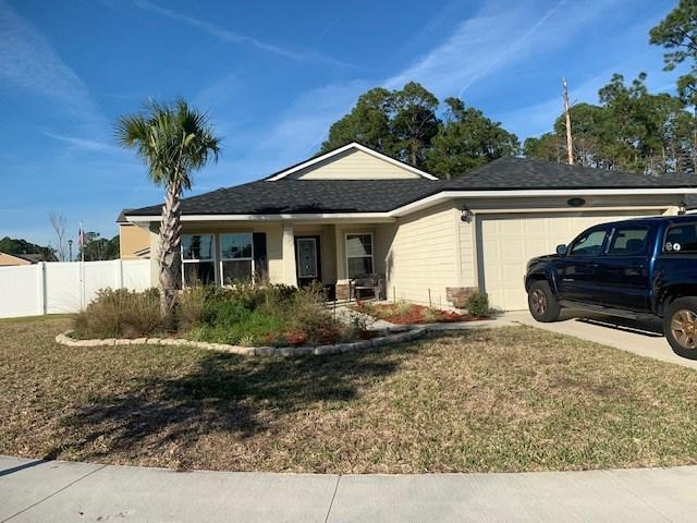 94 Codman Dr., St Augustine, FL 32084 (MLS #184426) :: 97Park