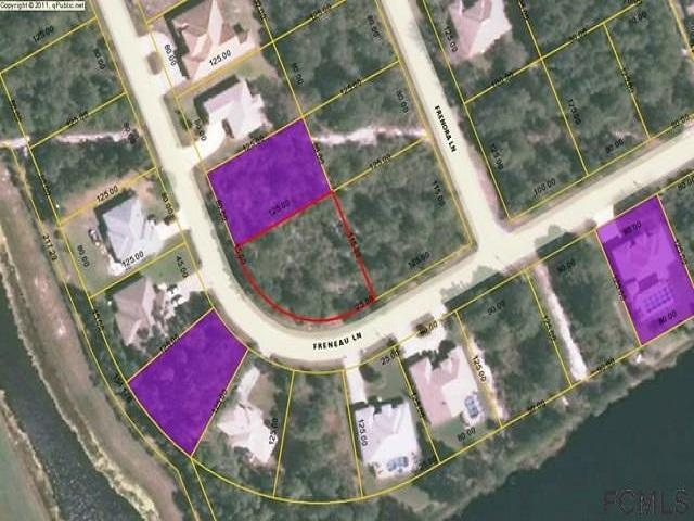 18 Freneau Ln, Palm Coast, FL 32137 (MLS #185137) :: Florida Homes Realty & Mortgage