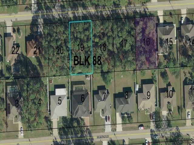 13 Robin Hood Ln, Palm Coast, FL 32164 (MLS #185412) :: Home Sweet Home Realty of Northeast Florida