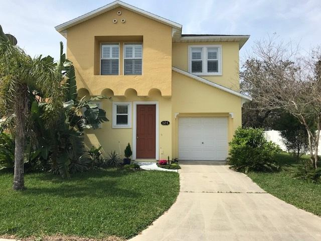 101 Bay Bridge Drive, St Augustine Beach, FL 32080 (MLS #185734) :: Tyree Tobler | RE/MAX Leading Edge
