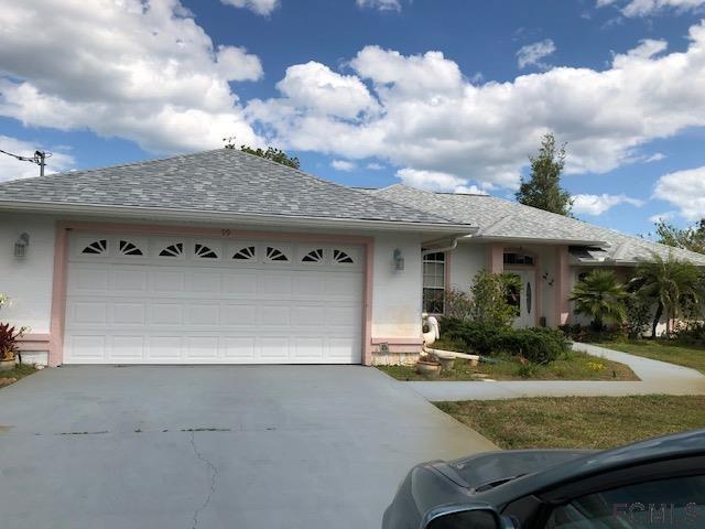 99 Ulaturn, Palm Coast, FL 32164 (MLS #186333) :: Memory Hopkins Real Estate