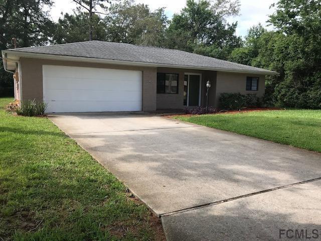 91 Foster Lane, Palm Coast, FL 32137 (MLS #187296) :: Florida Homes Realty & Mortgage