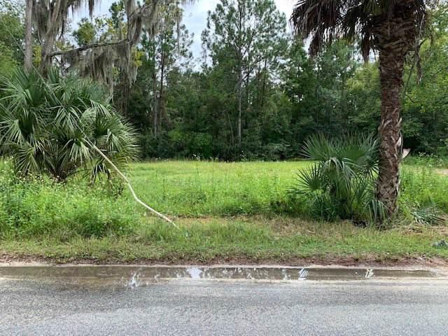 891 Collier Blvd Lot A, St Augustine, FL 32084 (MLS #190125) :: 97Park