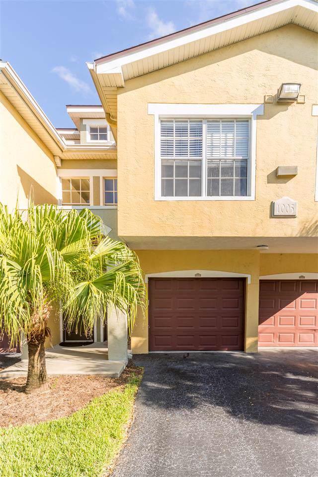 1005 Bella Vista Lane #17-107 17-107, St Augustine, FL 32084 (MLS #190135) :: Memory Hopkins Real Estate