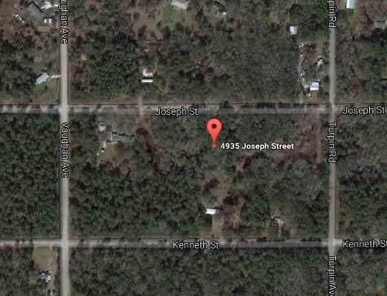 4935 Joseph St, Hastings, FL 32145 (MLS #191105) :: 97Park
