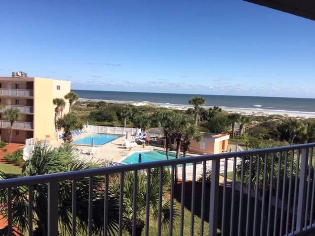 4 Ocean Trace Rd #405, St Augustine, FL 32080 (MLS #191871) :: 97Park