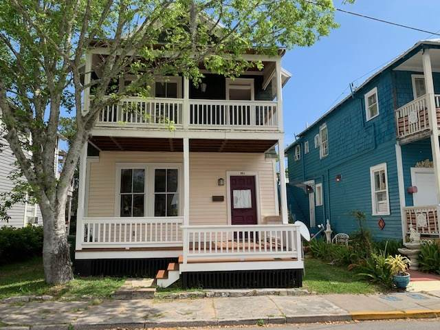 75 1/2 Oneida St, St Augustine, FL 32084 (MLS #194159) :: Keller Williams Realty Atlantic Partners St. Augustine