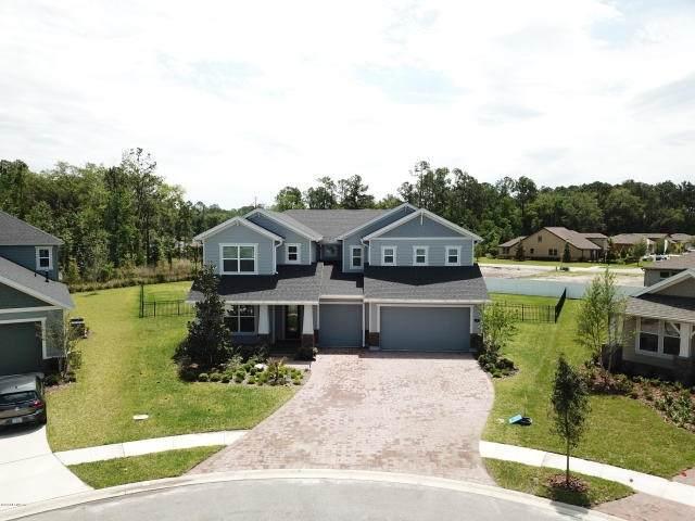 95 Almond Point, St Augustine, FL 32095 (MLS #196698) :: Memory Hopkins Real Estate