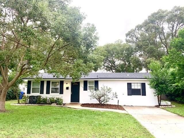 174 Phoenetia Dr, St Augustine, FL 32086 (MLS #199118) :: Memory Hopkins Real Estate