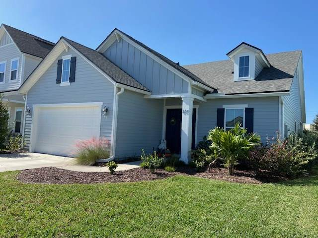234 Willow Lake Dr, St Augustine, FL 32092 (MLS #199848) :: The Impact Group with Momentum Realty
