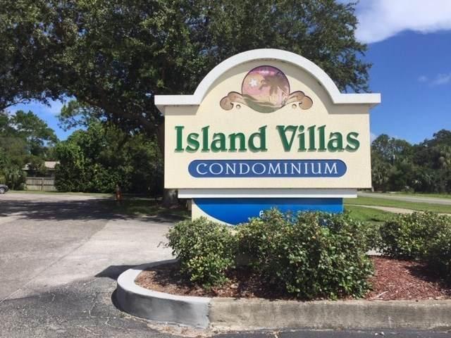 650 W Pope Road #228, St Augustine, FL 32080 (MLS #210465) :: Century 21 St Augustine Properties