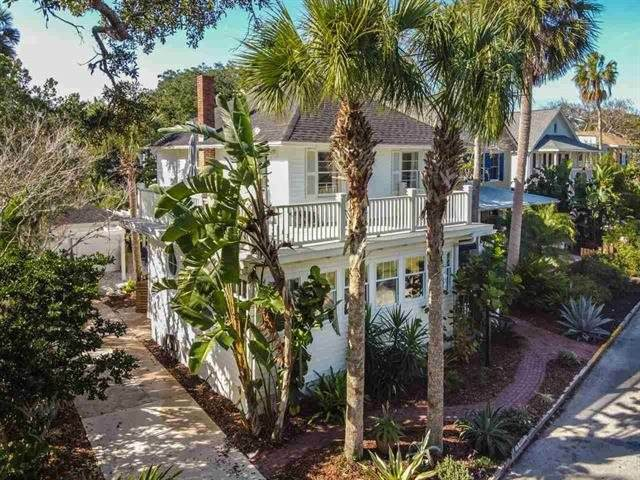 8 Tremerton Street, St Augustine, FL 32084 (MLS #210901) :: CrossView Realty