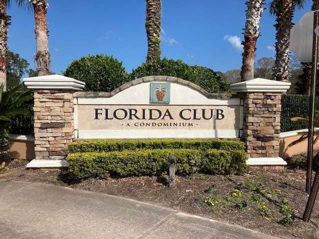 520 Florida Club Blvd #203, St Augustine, FL 32084 (MLS #210998) :: Century 21 St Augustine Properties