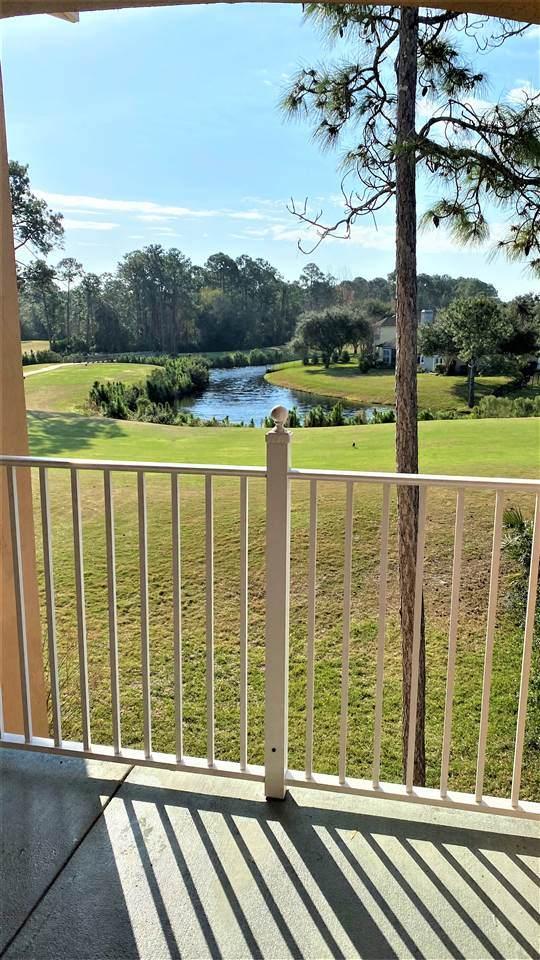 540 Florida Club Blvd Unit 312, St Augustine, FL 32084 (MLS #211082) :: 97Park